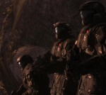 ODST Orbital Drop Shock Troopers