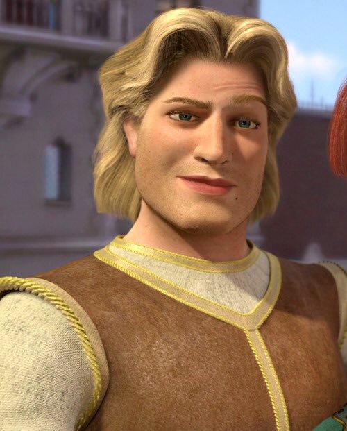 Prince Charming Shrek