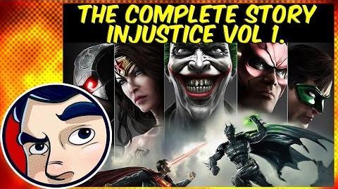 Injustice Gods Among Us Vol 1. (Batman V Superman) - Complete Story