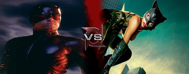 Daredevil vs Catwoman
