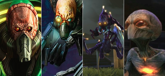 Xcom Enemy Unknown Alien Types Image - Xcom al...