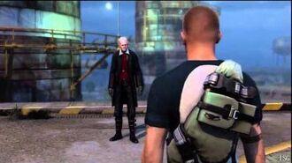 Infamous 2 - Walkthrough Part 26 (Bertrand Boss Battle) HD