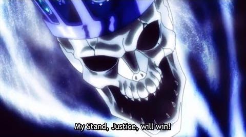 ジョジョ Jotaro vs. Enya 『HD』