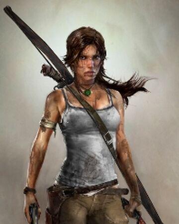 Lara Croft Tomb Raider 2013 Deadliest Fiction Wiki Fandom
