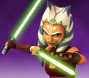 Ahsoka Tano (Legends)