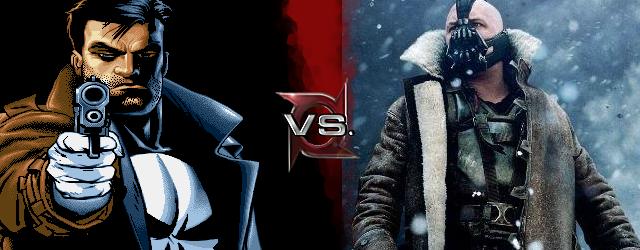 Punisher vs. Bane