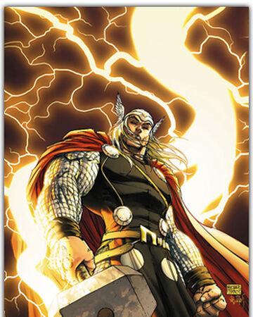 Thor (Marvel Comics) | Deadliest Fiction Wiki | Fandom