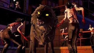 The Wolf Among Us - Bloody Mary Fight Scene