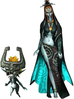 Image - Midna Imp and True forms.jpg | Deadliest Fiction Wiki ...