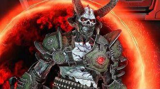 DOOM ETERNAL - Marauder Boss Fight (4K 60FPS ULTRA)