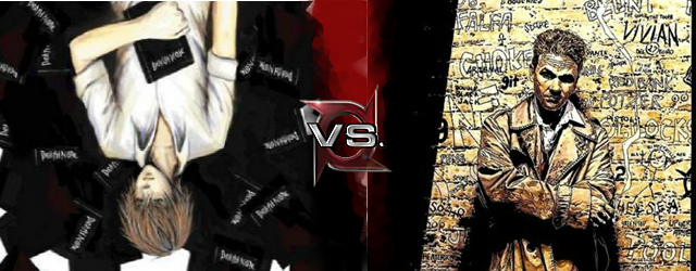 Light yagami vs John Constantine