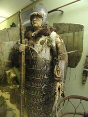 Inuit armor