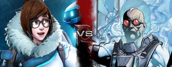 Deadliest Fiction - Mei vs Mr Freeze