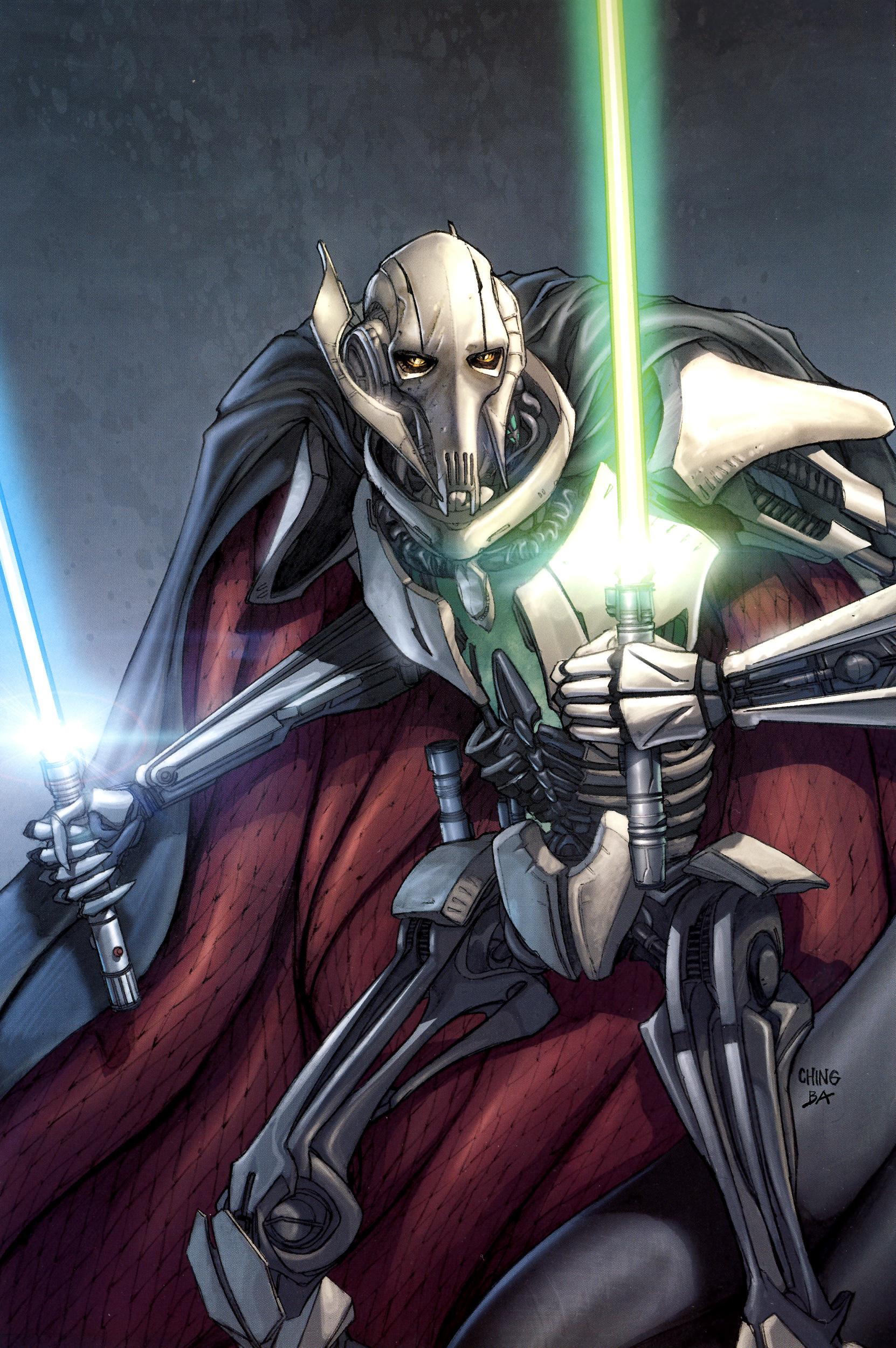 General Grievous Legends Deadliest Fiction Wiki