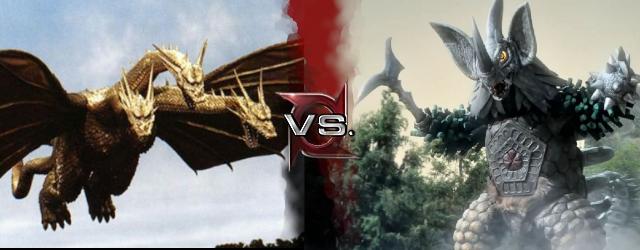 Tyrant vs Ghido