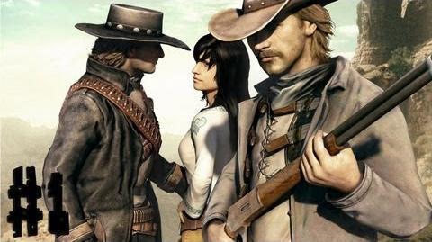 Call of Juarez Bound in Blood - Walkthrough - Part 1 - Chapter 1 (PC) HD