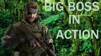 Big Boss in Action - Deadliest Fiction