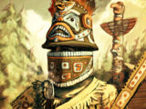 Tlingit Warrior