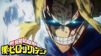 UNITED STATES OF SMASH! My Hero Academia