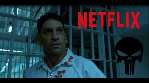 The Punisher - Daredevil Season 2 Prison Fight Scene