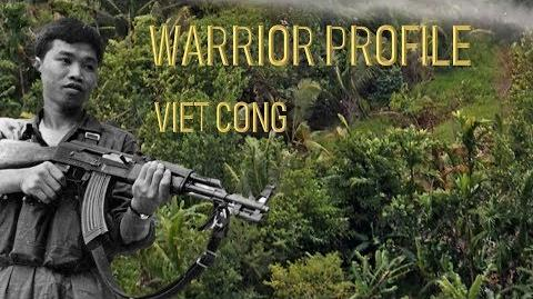 Warrior Profile Viet Cong