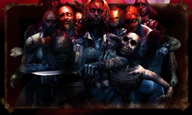Zombies House Of The Dead Deadliest Fiction Wiki Fandom