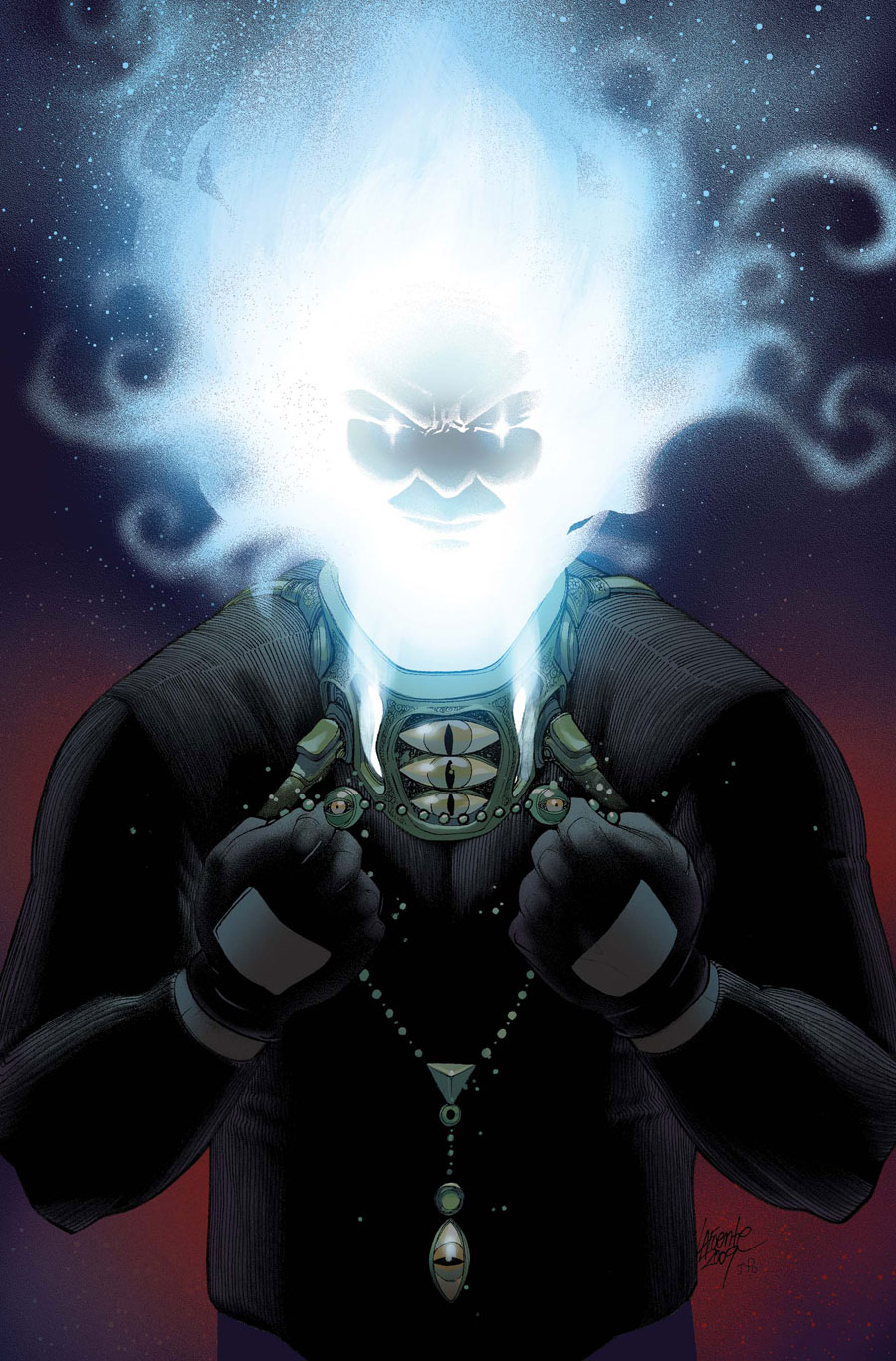 Image result for mysterio Ultimate universe