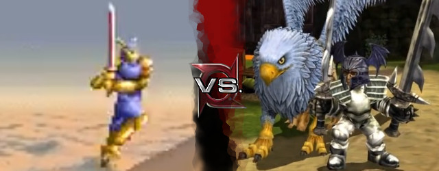 The Master vs. the Hero