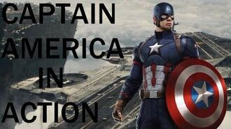 Captain America in Action - Deadliest Fiction-1