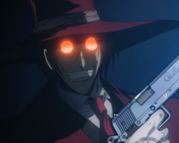 Alucard (Hellsing) | Deadliest Fiction Wiki | FANDOM ...