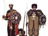 Habesha Warrior