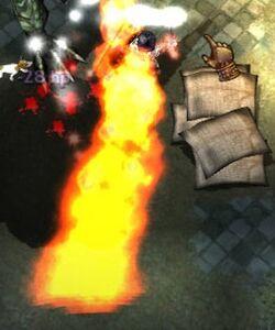 Fireball Spell