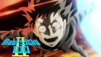 Final Battle Mob Psycho 100 II