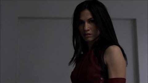 The Defenders - Daredevil fights Elektra