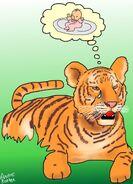 OZ Hungry Tiger