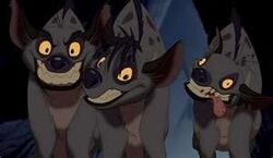 The hyenas