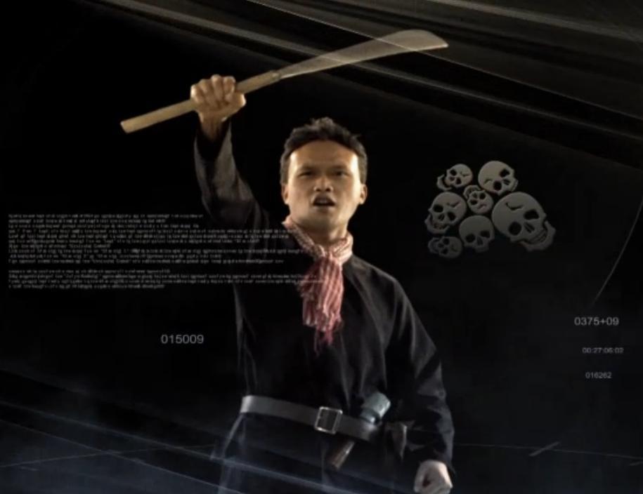 Pol Pot Deadliest Warrior Wiki Fandom Powered By Wikia