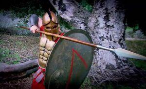 Spartan Hoplite 1