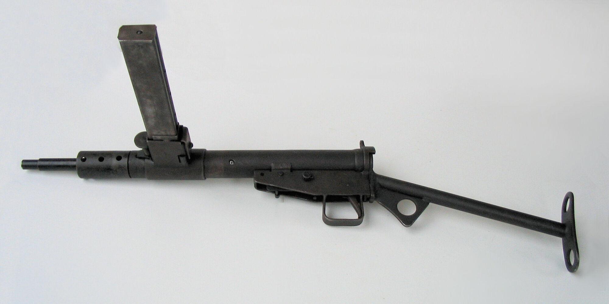 Sten Gun Parts