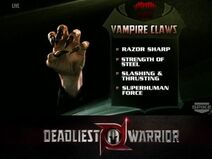 VampireClaws