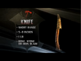 Apache Knife