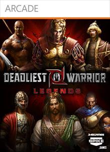 Deadliest Warrior Legends
