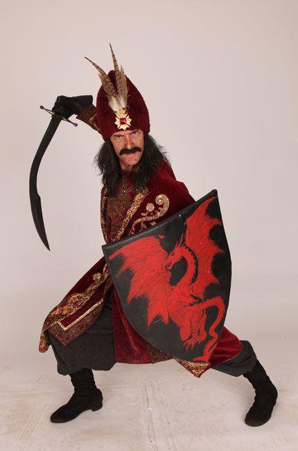 Vlad The Impaler Deadliest Warrior Wiki Fandom Powered