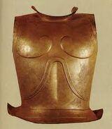 Bronze Cuirass