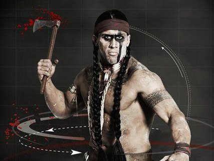 Apache | Deadliest Warrior Wiki | FANDOM powered by Wikia