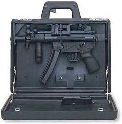 Briefcase Blaster 2709