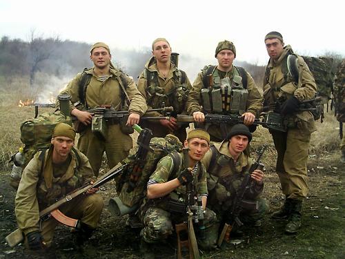 Spetsnaz Deadliest Warrior Wiki Fandom Powered By Wikia