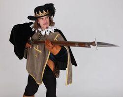 Musketeer 4