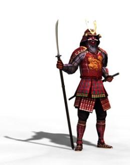 DW SamuraiArmor2