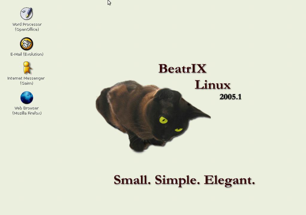 beatrix linux
